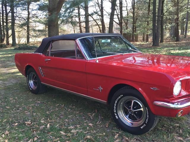 Picture of Classic '66 Ford Mustang located in Delaware Offered by a Private Seller - NAF3