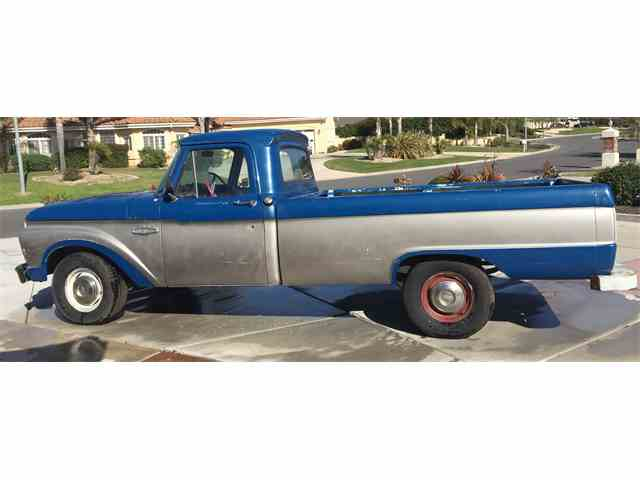 Picture of Classic '66 Ford F100 - $6,499.00 Offered by a Private Seller - NAFA
