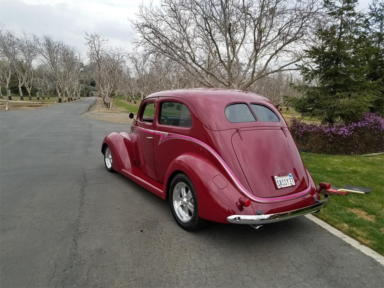 Large Picture of Classic '37 Ford Slantback located in Winters California - NAFC