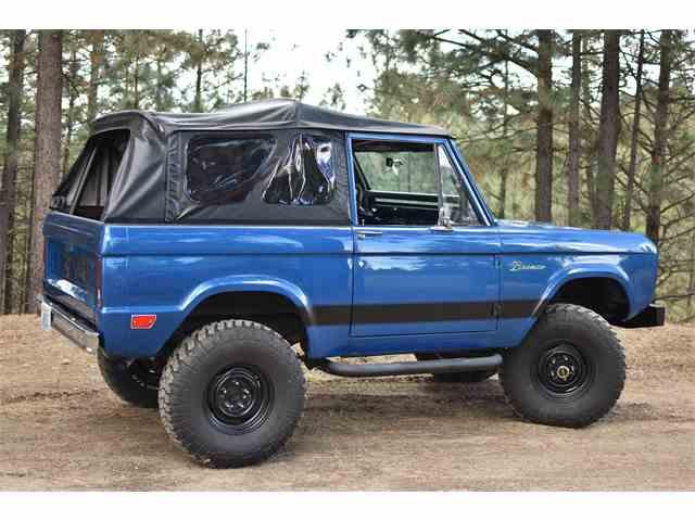 Picture of '68 Bronco - NAFH