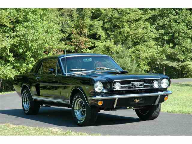 Picture of Classic 1966 Ford Mustang GT located in WV  - $40,000.00 - NAFJ