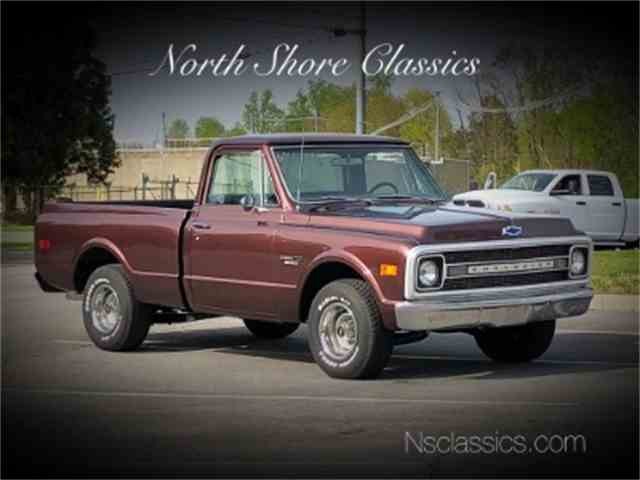 Picture of '70 C10 - NAFO