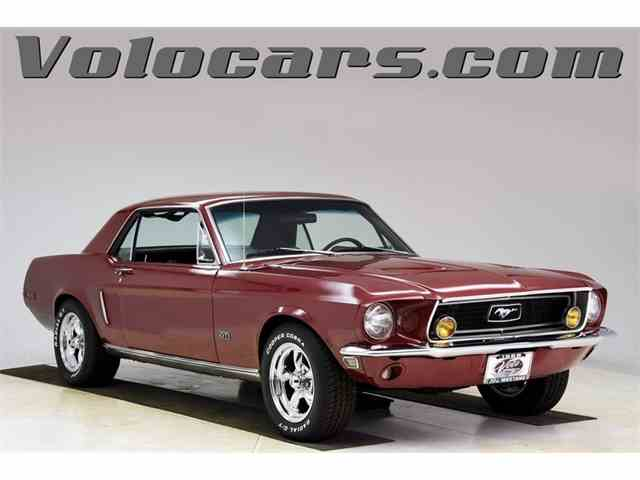 Picture of '68 Mustang - NAFQ