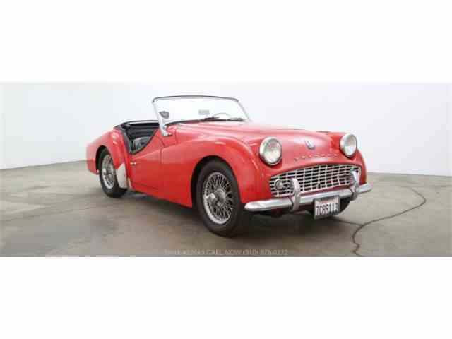 Picture of '60 TR3 - NAGM