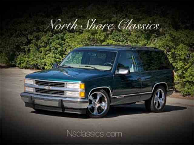 Picture of '98 Tahoe - NAGN