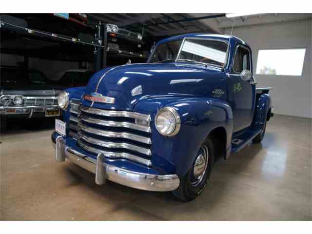 Picture of 1953 Chevrolet 3100 - $29,500.00 Offered by  - NAGQ