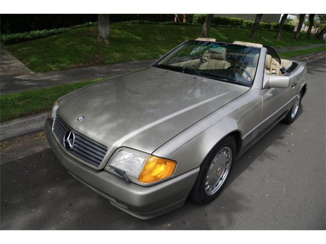 Picture of '90 300SL - NAGS