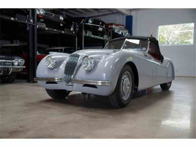 Picture of '52 XK120 - NAGW