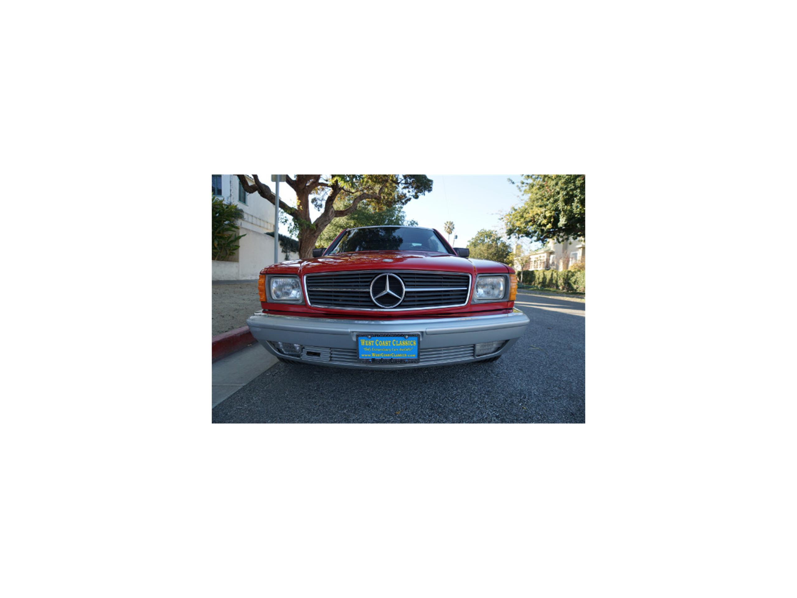 1984 Mercedes-Benz 500SEC for Sale | ClassicCars.com | CC-1086658