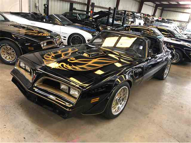 Picture of '78 Firebird Trans Am - NAHE