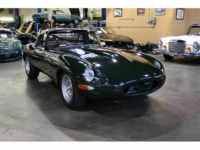 Picture of '61 E-Type - NAHF