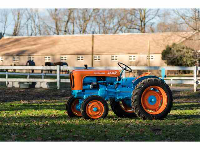 Picture of '60 Tractor - NAHG
