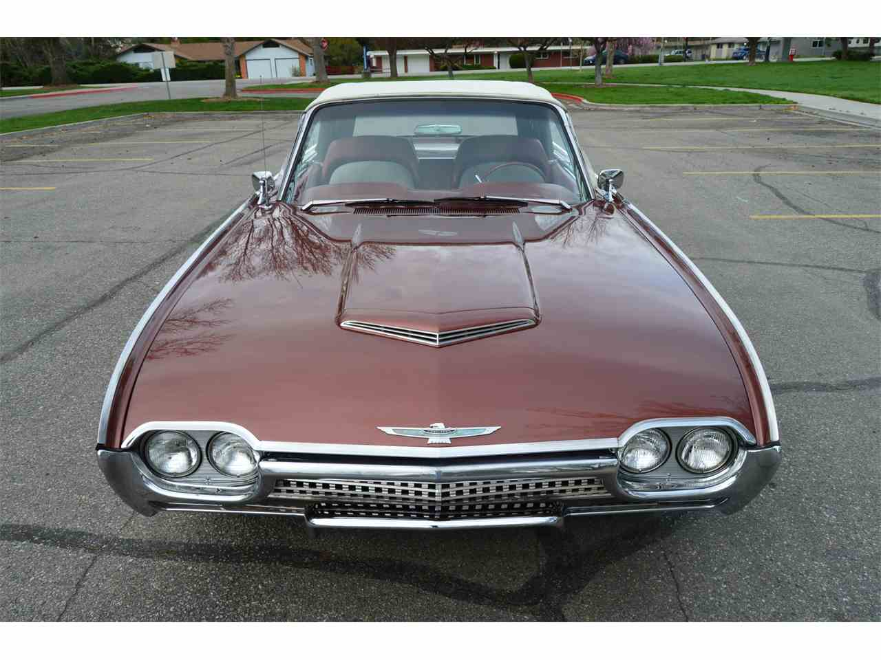 Large Picture of '62 Ford Thunderbird located in Boise Idaho - $28,900.00 - NAHH