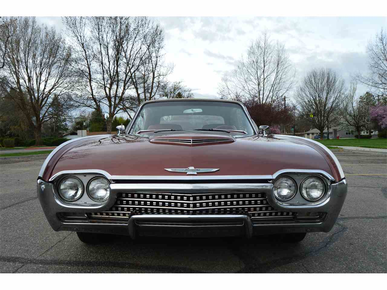 Large Picture of '62 Thunderbird located in Boise Idaho - $28,900.00 Offered by Ross's Valley Auto Sales - NAHH
