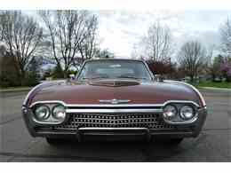 Picture of '62 Ford Thunderbird Offered by Ross's Valley Auto Sales - NAHH