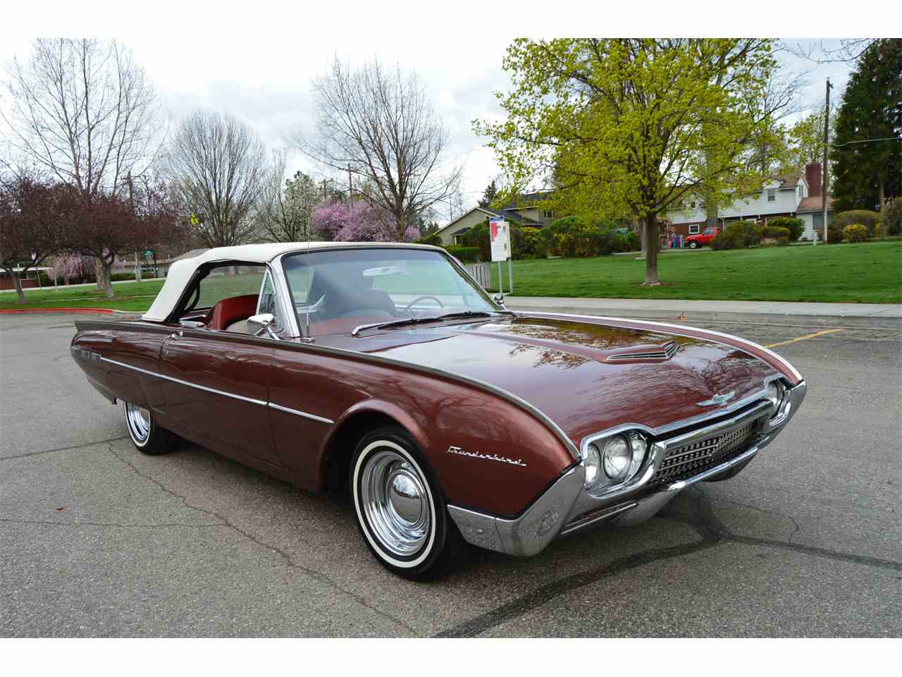 Large Picture of 1962 Ford Thunderbird located in Boise Idaho Offered by Ross's Valley Auto Sales - NAHH