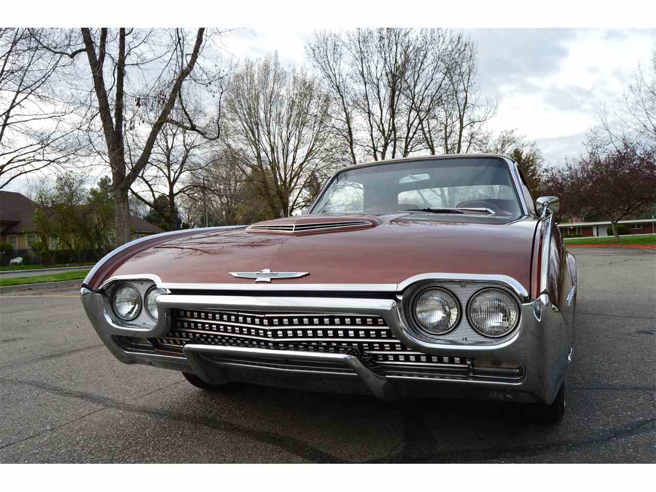 Large Picture of '62 Ford Thunderbird located in Boise Idaho Offered by Ross's Valley Auto Sales - NAHH