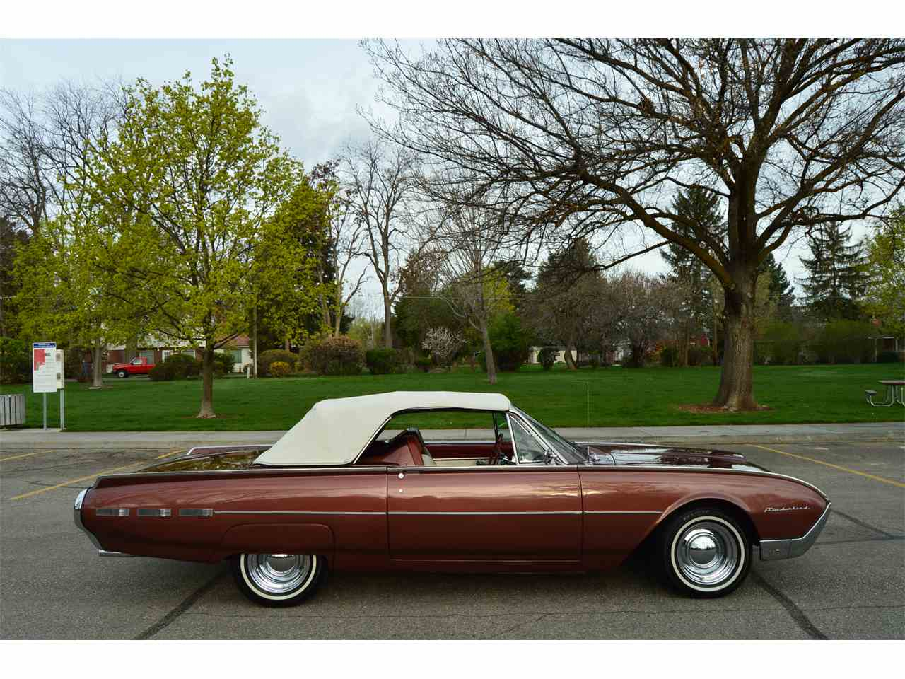 Large Picture of 1962 Thunderbird located in Idaho - $28,900.00 Offered by Ross's Valley Auto Sales - NAHH