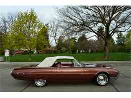 Picture of '62 Thunderbird located in Idaho - $28,900.00 Offered by Ross's Valley Auto Sales - NAHH