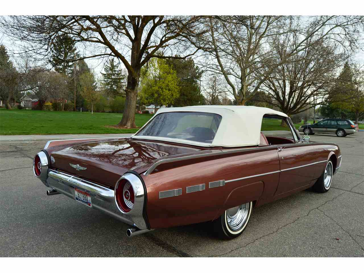 Large Picture of Classic '62 Thunderbird located in Idaho - $28,900.00 - NAHH