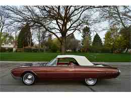 Picture of Classic 1962 Ford Thunderbird - $28,900.00 Offered by Ross's Valley Auto Sales - NAHH