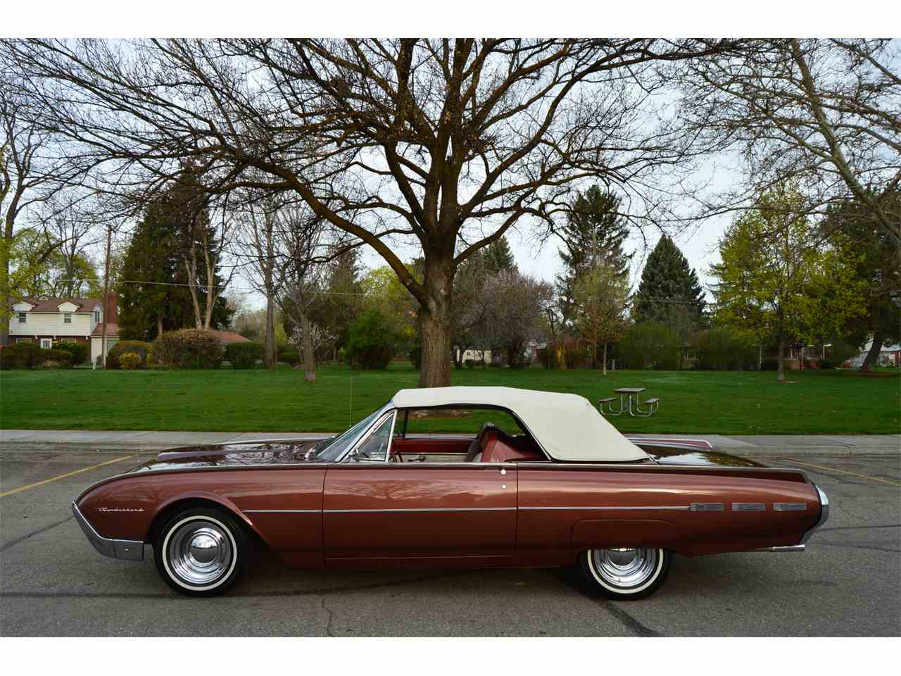 Large Picture of 1962 Thunderbird - $28,900.00 Offered by Ross's Valley Auto Sales - NAHH