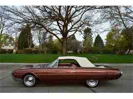 Picture of Classic '62 Thunderbird located in Boise Idaho Offered by Ross's Valley Auto Sales - NAHH