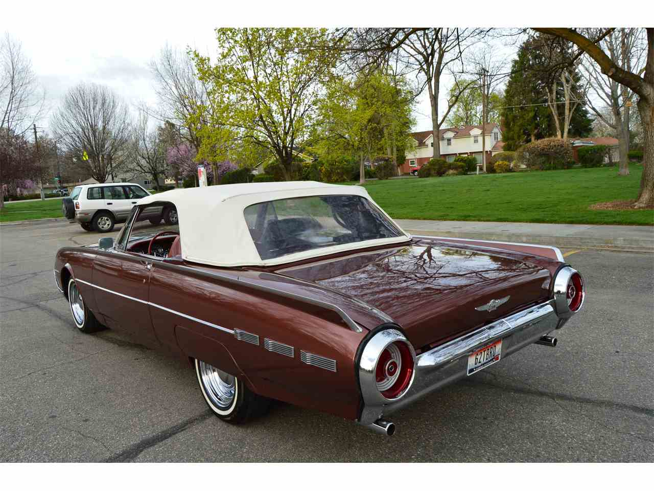 Large Picture of Classic '62 Thunderbird - $28,900.00 - NAHH