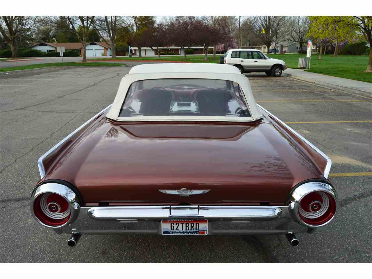 Large Picture of 1962 Thunderbird located in Boise Idaho - NAHH