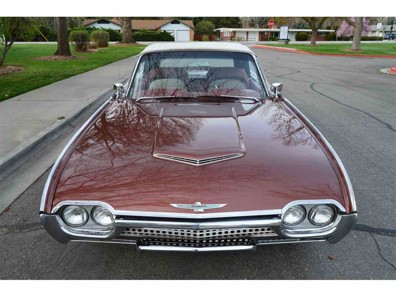 Large Picture of Classic 1962 Thunderbird located in Idaho - $28,900.00 Offered by Ross's Valley Auto Sales - NAHH