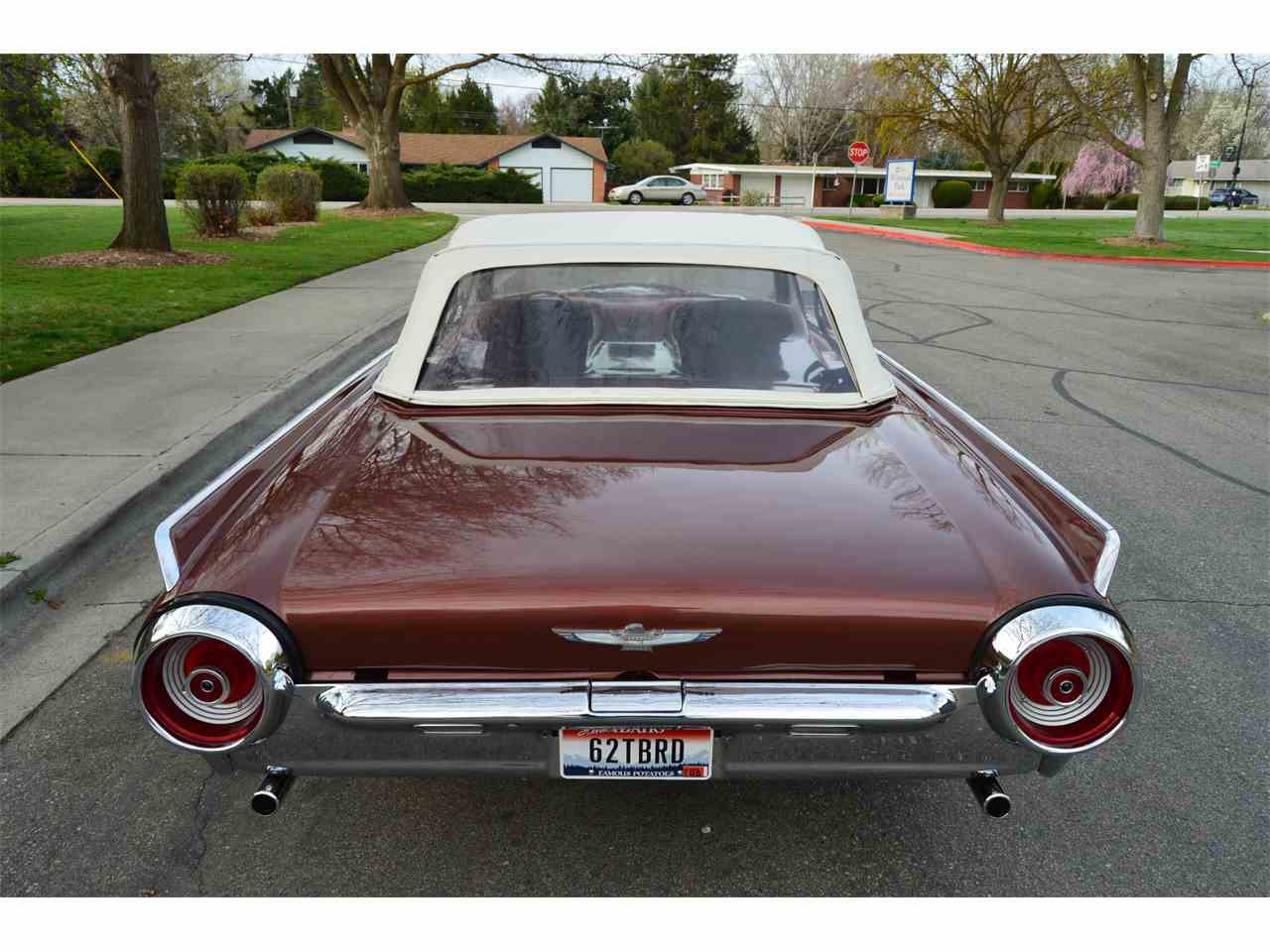 Large Picture of 1962 Ford Thunderbird Offered by Ross's Valley Auto Sales - NAHH