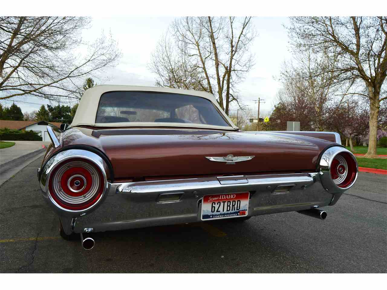 Large Picture of '62 Ford Thunderbird Offered by Ross's Valley Auto Sales - NAHH