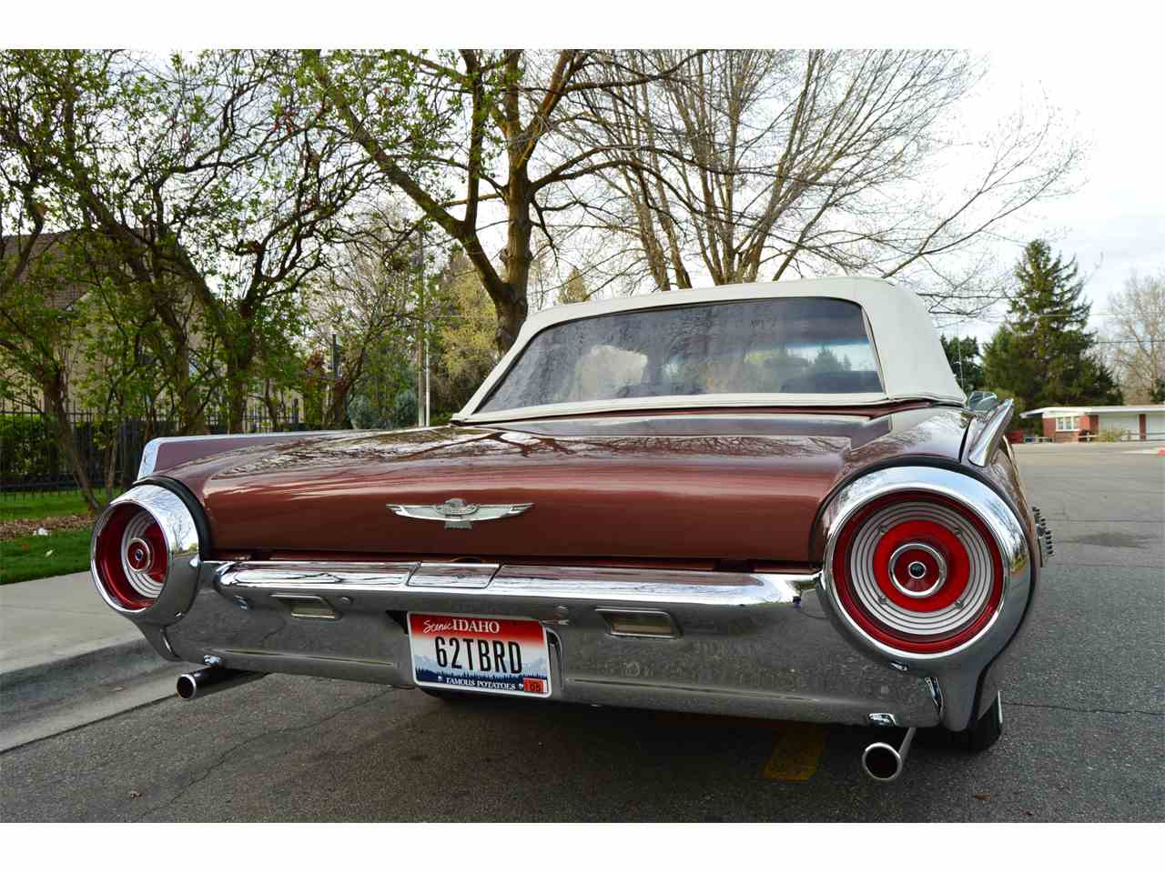 Large Picture of Classic 1962 Ford Thunderbird - $28,900.00 - NAHH