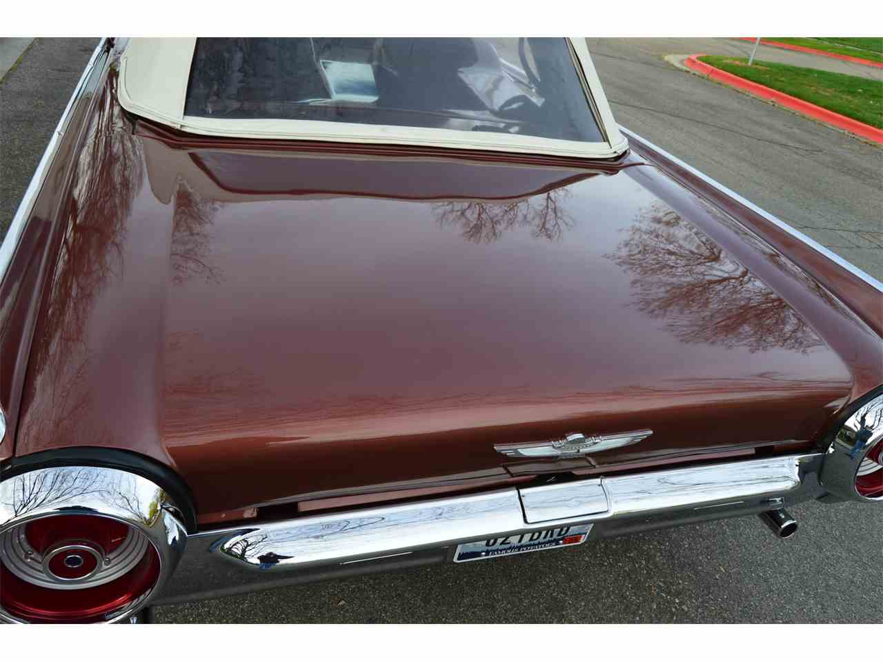 Large Picture of Classic '62 Ford Thunderbird located in Idaho - NAHH