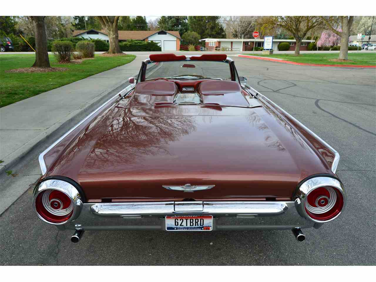 Large Picture of Classic '62 Ford Thunderbird Offered by Ross's Valley Auto Sales - NAHH