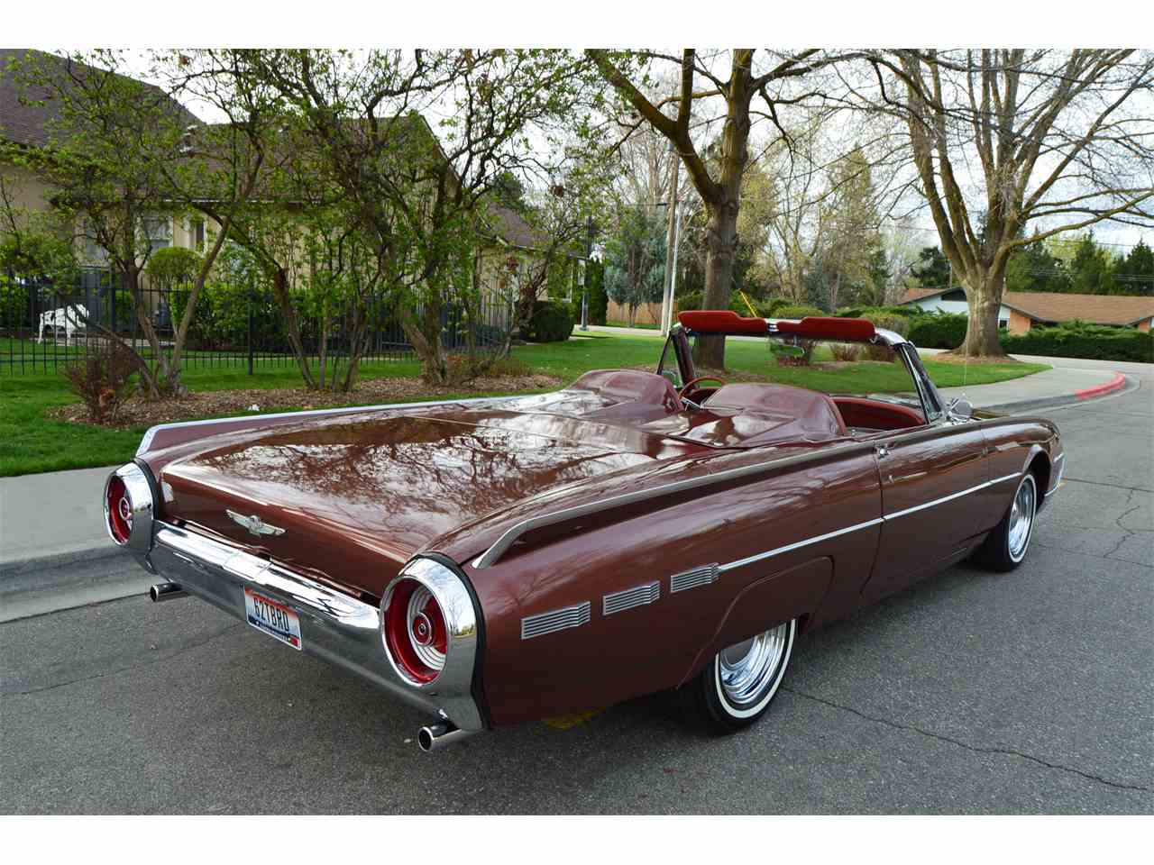 Large Picture of '62 Thunderbird located in Boise Idaho - NAHH