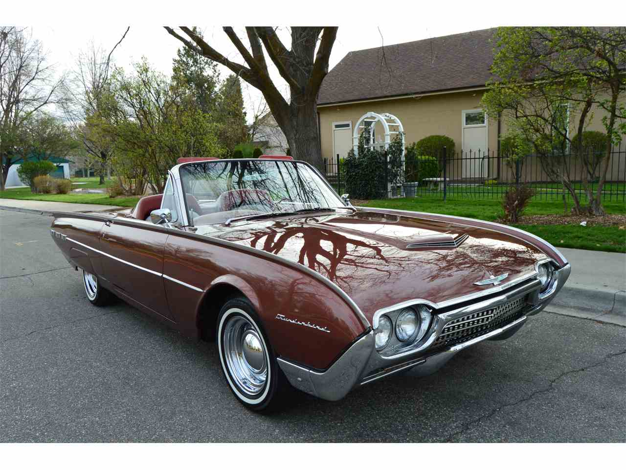 Large Picture of 1962 Thunderbird - $28,900.00 - NAHH