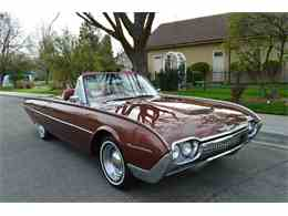 Picture of 1962 Ford Thunderbird located in Idaho - $28,900.00 Offered by Ross's Valley Auto Sales - NAHH