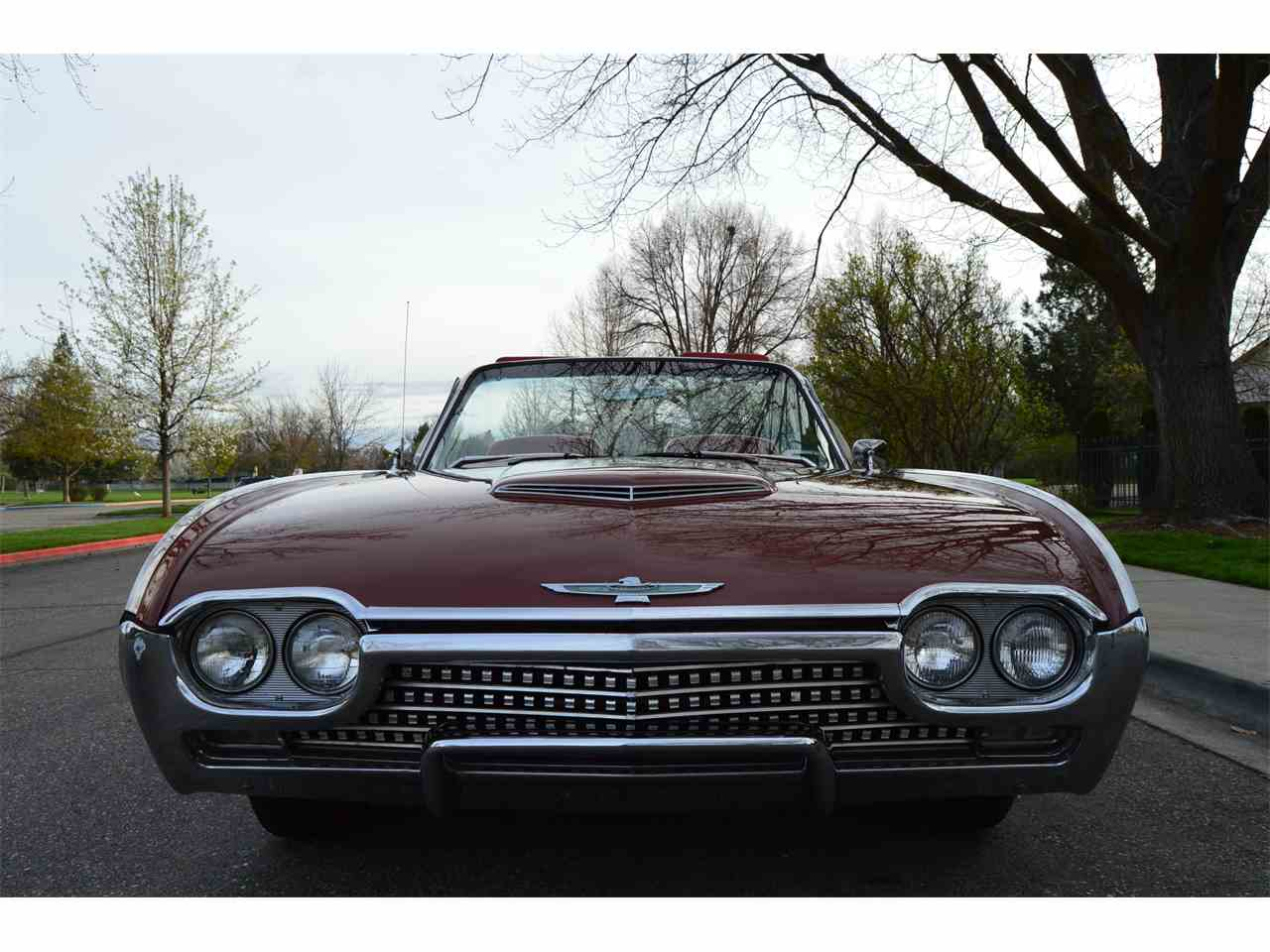 Large Picture of 1962 Ford Thunderbird - $28,900.00 - NAHH