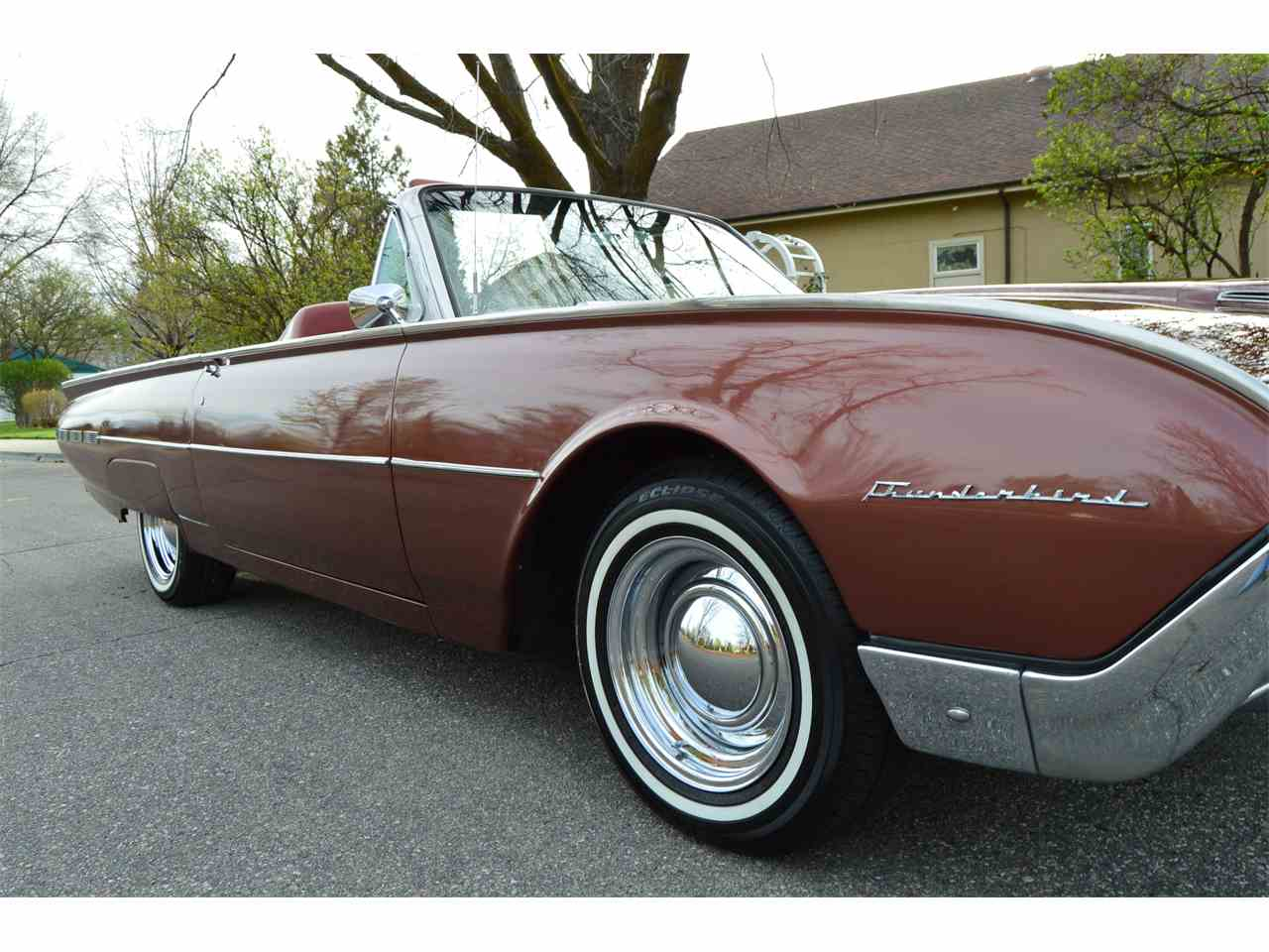 Large Picture of '62 Ford Thunderbird - $28,900.00 Offered by Ross's Valley Auto Sales - NAHH
