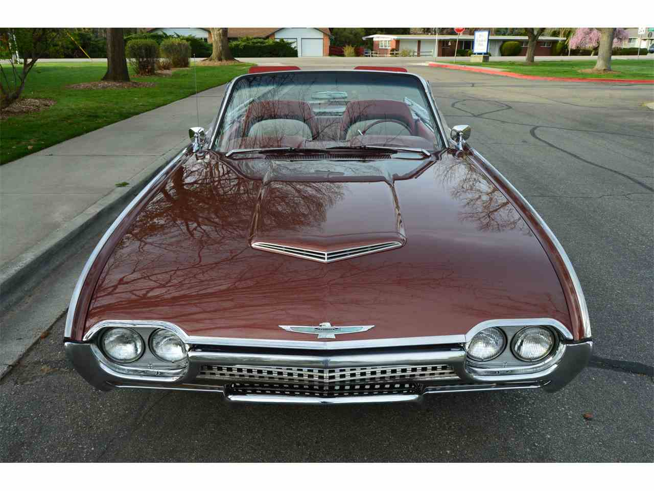 Large Picture of 1962 Thunderbird Offered by Ross's Valley Auto Sales - NAHH