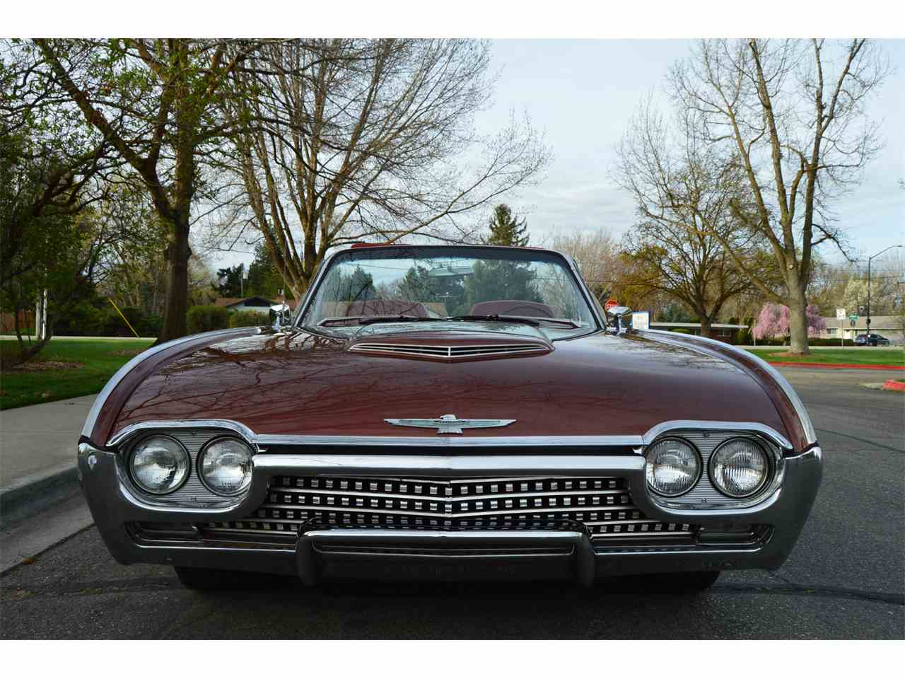 Large Picture of Classic 1962 Ford Thunderbird located in Boise Idaho - $28,900.00 Offered by Ross's Valley Auto Sales - NAHH