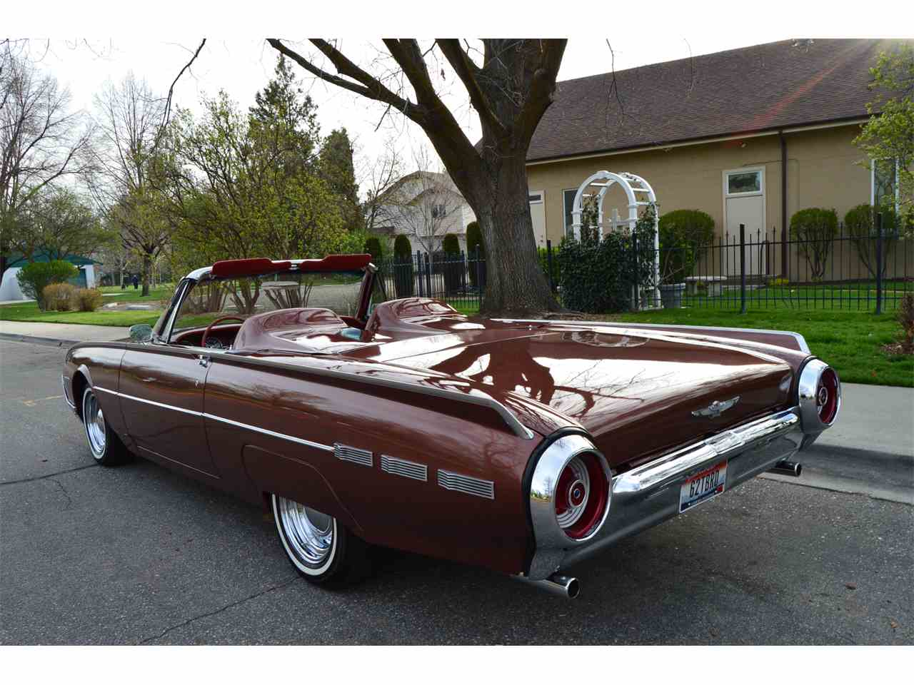 Large Picture of '62 Ford Thunderbird located in Idaho - $28,900.00 Offered by Ross's Valley Auto Sales - NAHH