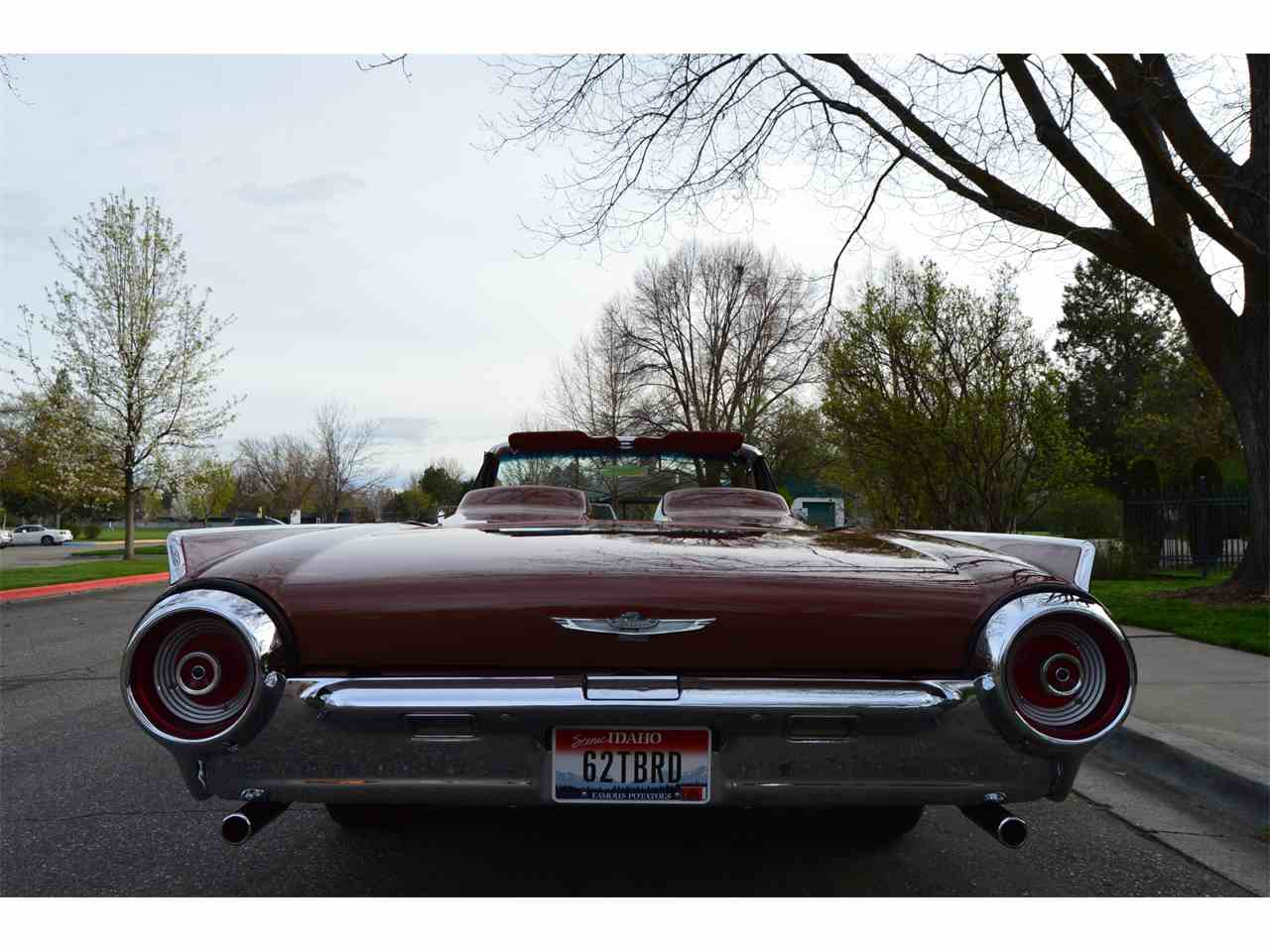 Large Picture of '62 Ford Thunderbird located in Idaho Offered by Ross's Valley Auto Sales - NAHH