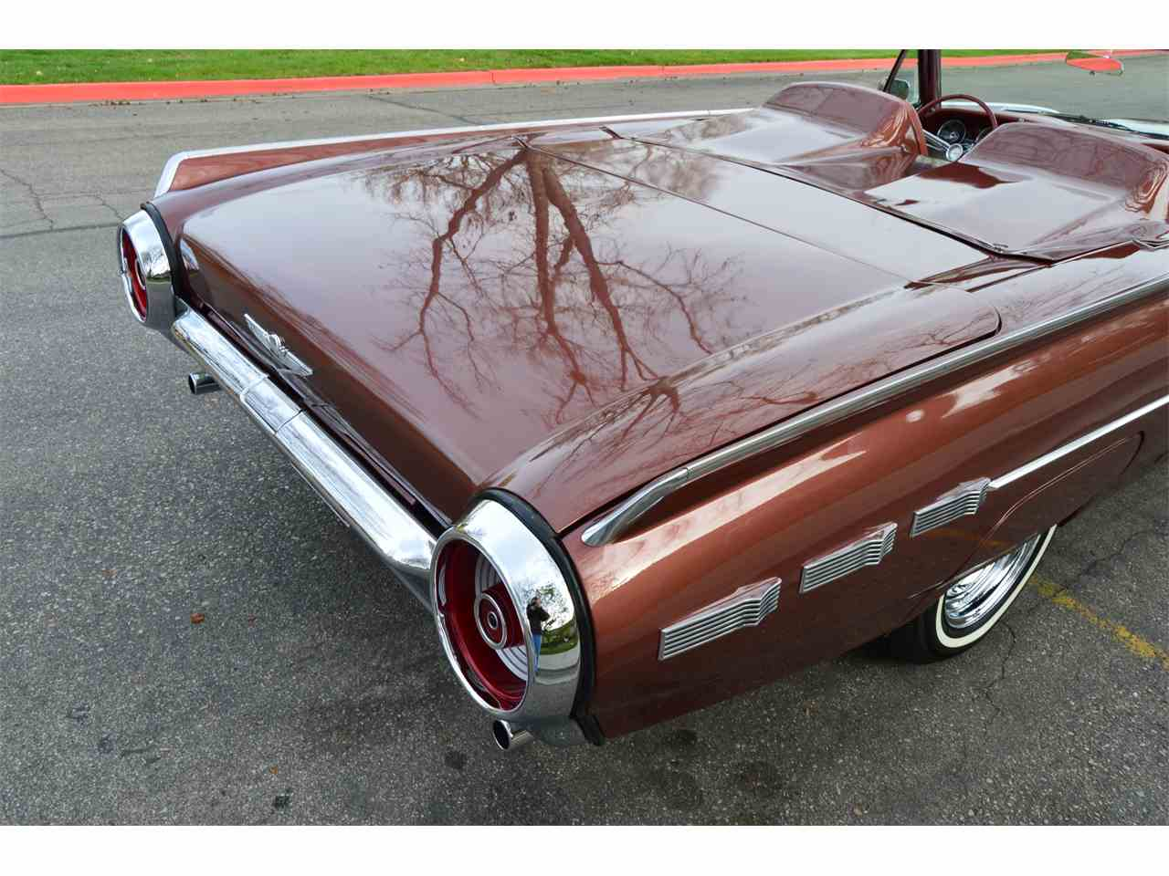 Large Picture of Classic 1962 Ford Thunderbird - $28,900.00 Offered by Ross's Valley Auto Sales - NAHH