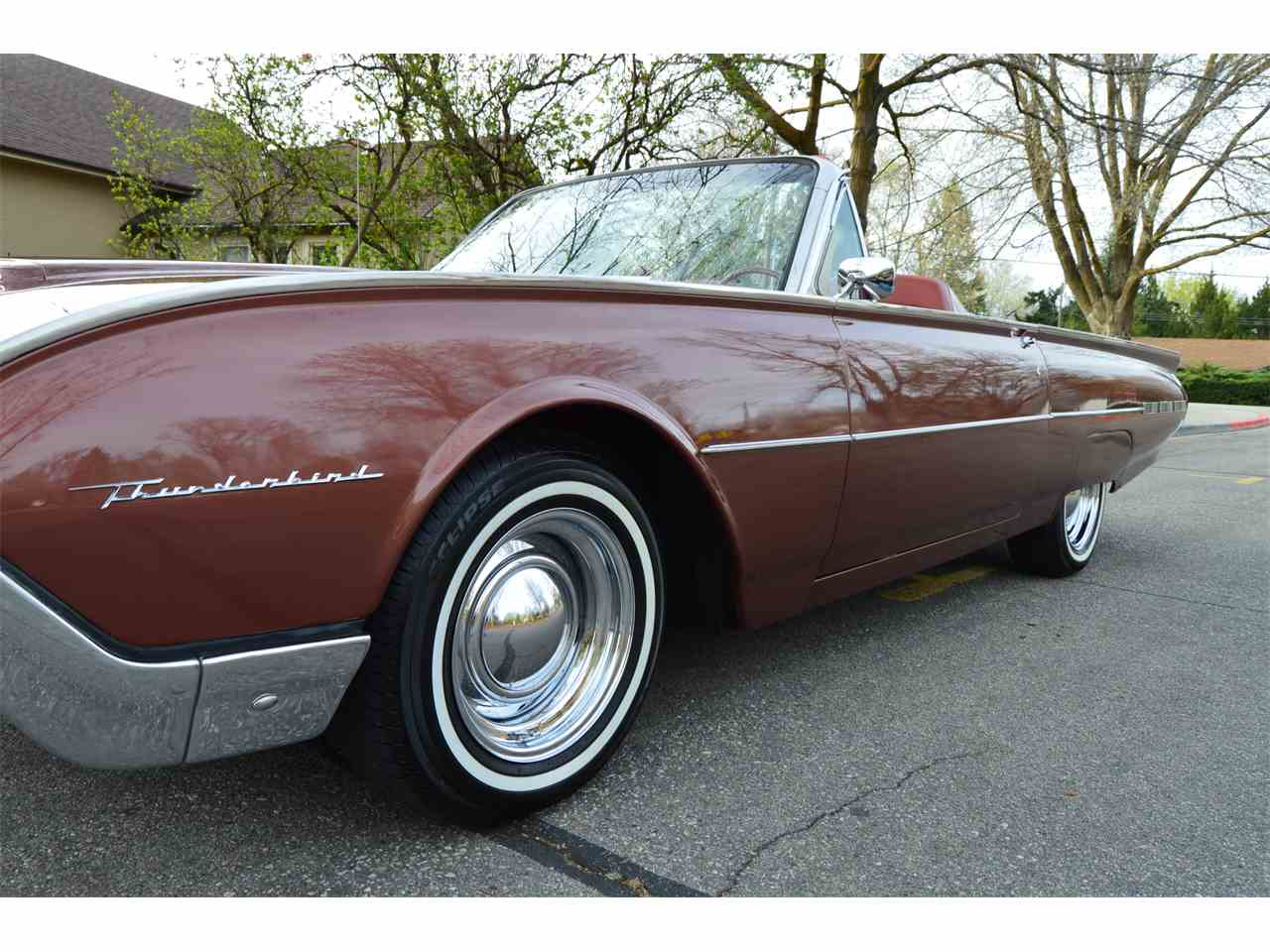 Large Picture of 1962 Thunderbird located in Idaho Offered by Ross's Valley Auto Sales - NAHH