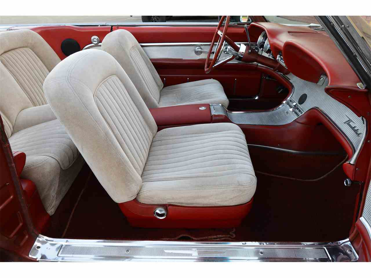Large Picture of Classic 1962 Thunderbird Offered by Ross's Valley Auto Sales - NAHH