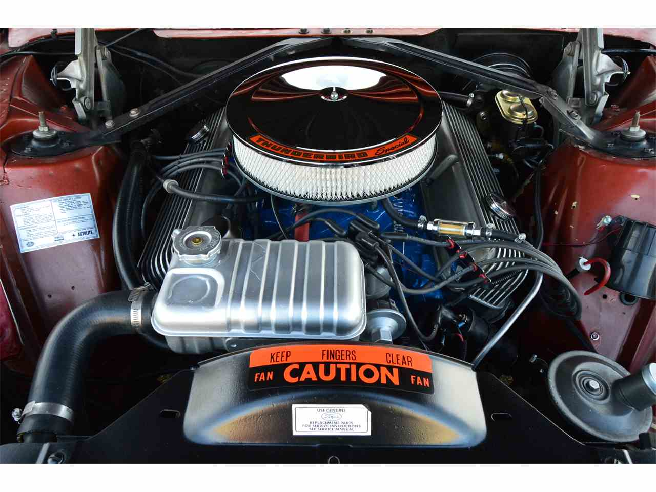 Large Picture of '62 Ford Thunderbird - NAHH