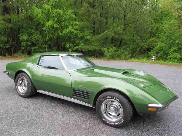 Picture of Classic 1972 Chevrolet Corvette located in Fayetteville GEORGIA - NAHK
