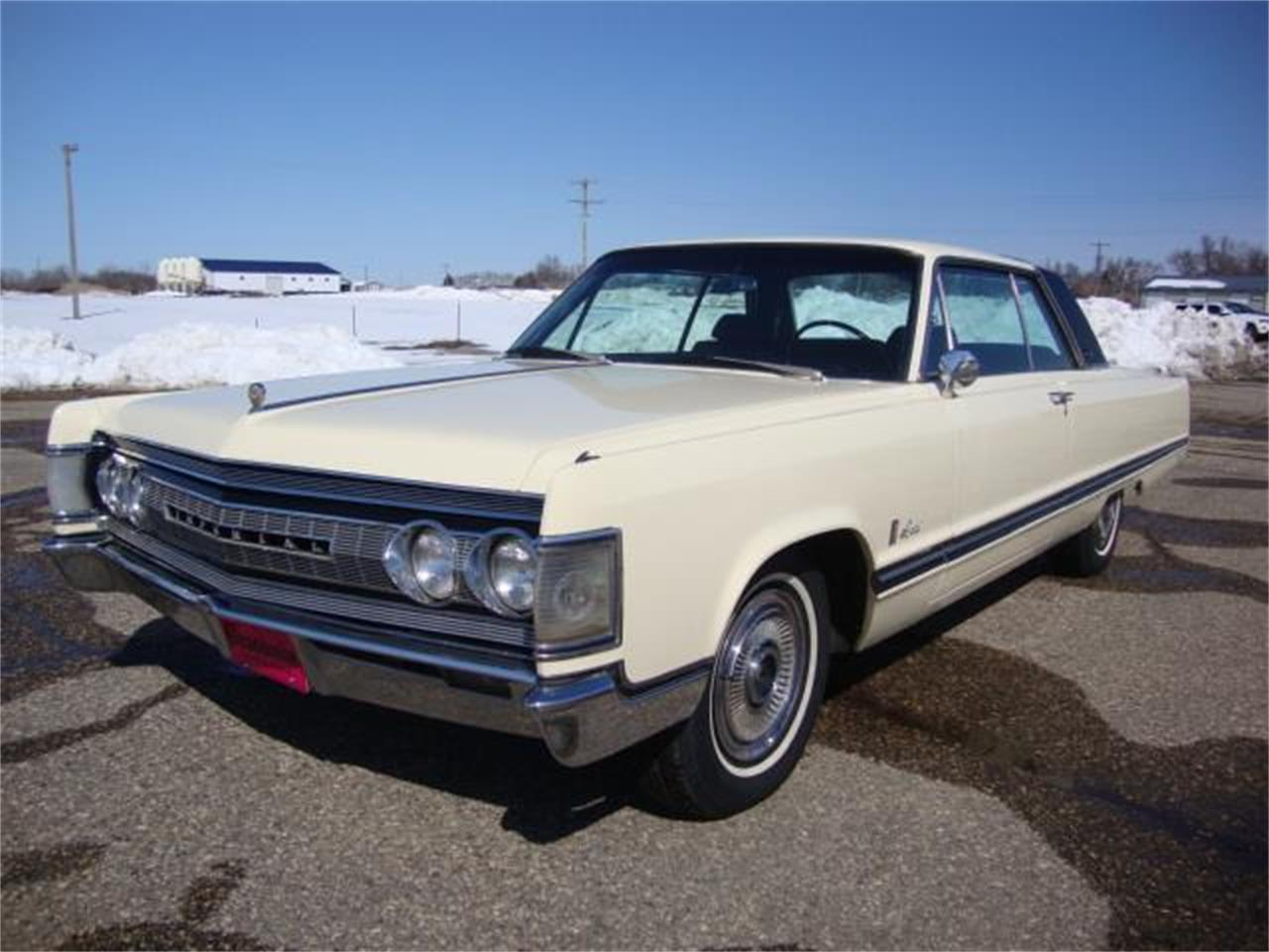 Large Picture of 1967 Chrysler Imperial located in Milbank South Dakota - NAHL